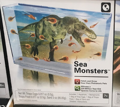 Costco 952257 - Smithsonian Sea Monsters Science Kit
