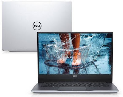 Notebook Dell i14-7472-d10s Intel Core i5 8250U