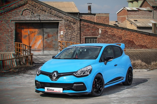 Renault Clio R.S 220 Trophy Waldow Performance