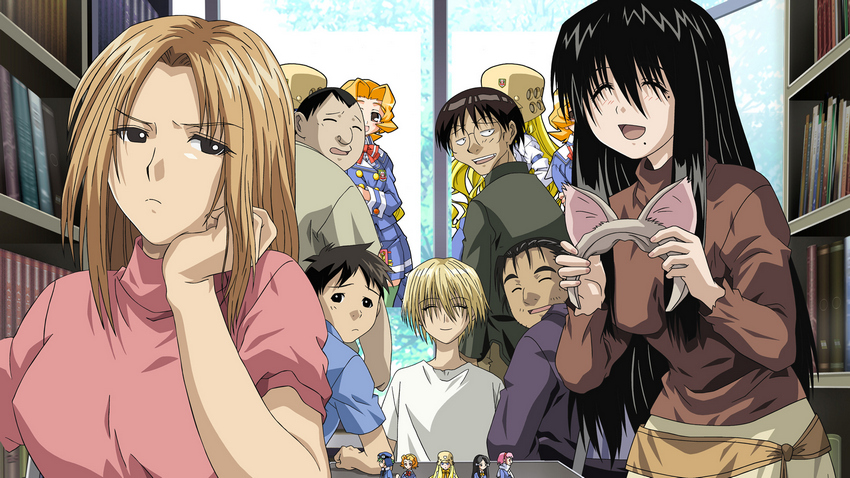 otaku anime series