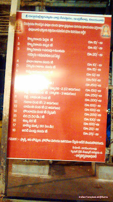 Vijayawada Kanaka Durga Temple timings