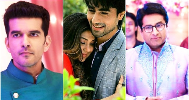 Aditya and Zoya gets married in Bepannaah