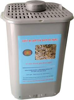 Những câu hỏi thường gặp máy làm giá đỗ, thiết bị làm rau giá sạch đa năng GV 102