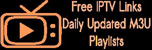 Free IPTV M3U Playlists 24 October 2017 NEW