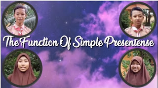 Function of Simple Present Tense