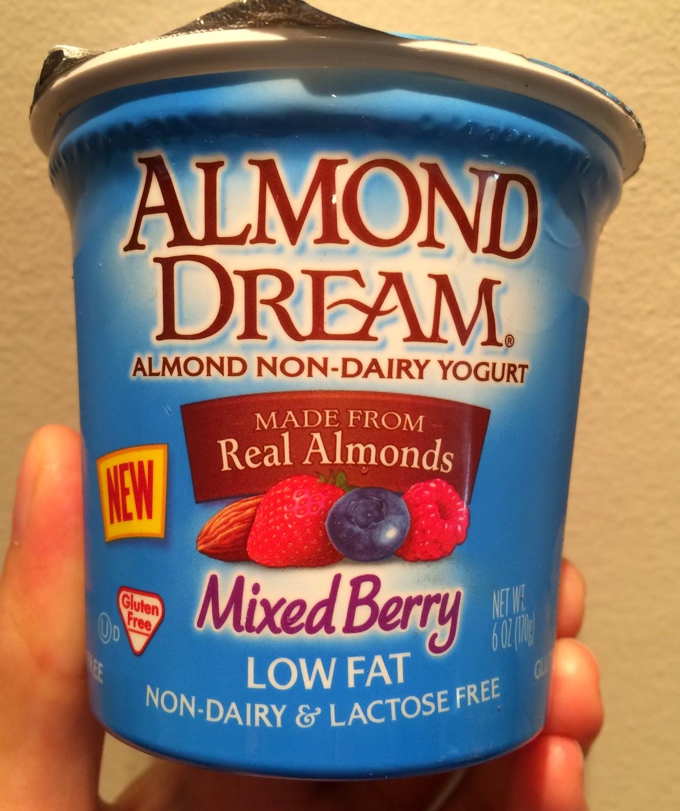 Almond Dream Yogurt Mixed Berry アーモンド ドリーム ヨーグルトミックス