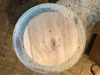Perfectly round bowl blank
