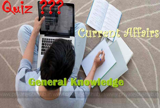 GK Questions 15th September 2017 PJH