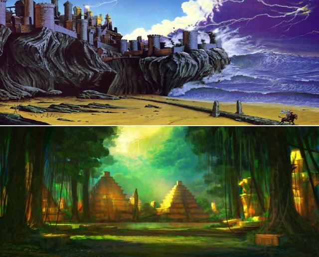 Cinque leggendarie città perdute che non sono mai state trovate