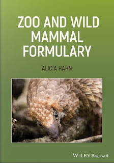 Zoo and Wild Mammal Formulary 1st Edition