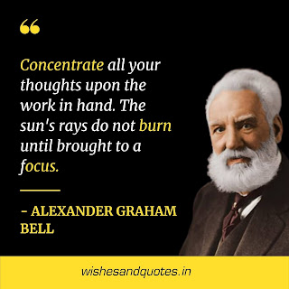 motivational quotes about success alexander graham bell