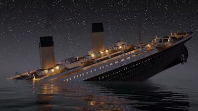 Menyeramkan, 4 Kisah Hantu Korban Tenggelamnya Kapal Titanic