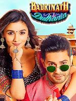 Badrinath Ki Dulhania 2017 Hindi 720p BluRay