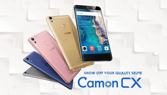 Tecno Camon Cx tricks