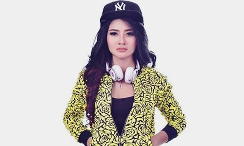 Biodata Icha Gwen Si Miss Popular DJ Hunt Cantik, Apanya Gading Marten?