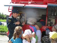 (ФОТО)Рассказ о пожарной машине и её оснащениях