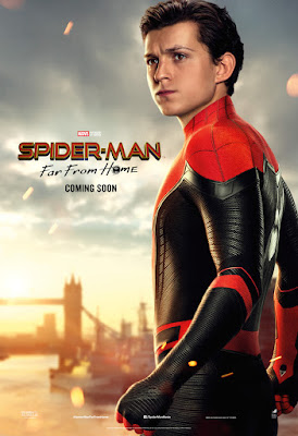 Spider Man Far From Home Movie Poster 30