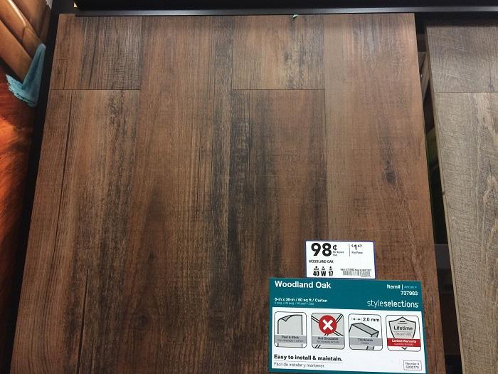 Ping Kitchen Flooring