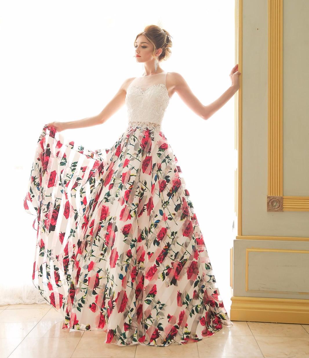 3b549b0f0 Vestidos largos juveniles sencillos ¡15 Bellos Diseños con Foto ...