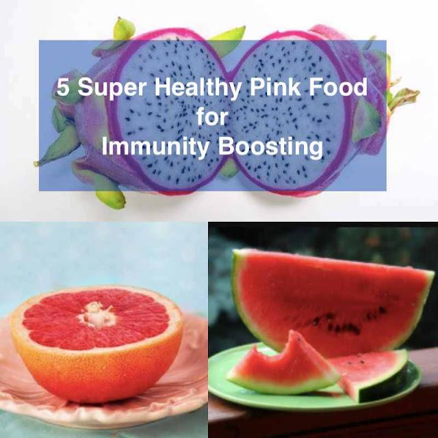 7StarHD, Super Healthy Pink Food for Immunity Boosting