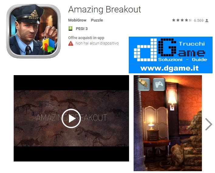 Soluzioni Amazing Breakout di tutti i livelli | Walkthrough guide