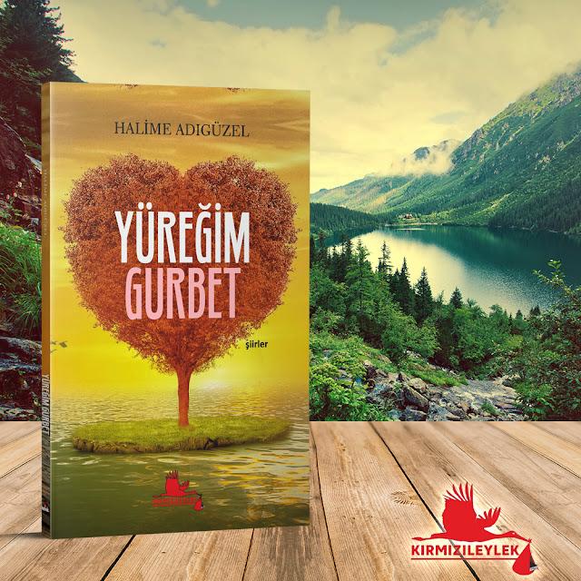 Halime Adıgüzel, Yüreğim Gurbet, Kırmızı Leylek Yayınları