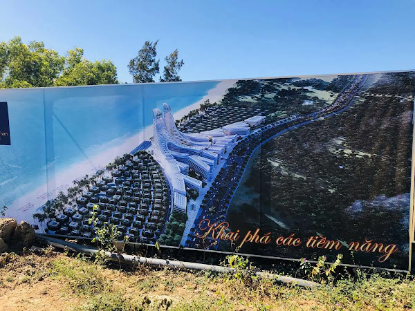 hình ảnh thực tế dự án Charm Resort Hồ Tràm , thuộc huyện xuyên mộc , tỉnh Bà Rịa Vũng Tàu