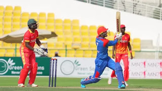 Zimbabwe vs Afghanistan 2nd T20I 2021 Highlights