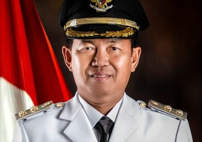 Bupati Lampura Jadi Tersangka Dugaan Suap, Kursi Orang Nomor Satu di Lampung Utara Dijabat Budi Utomo