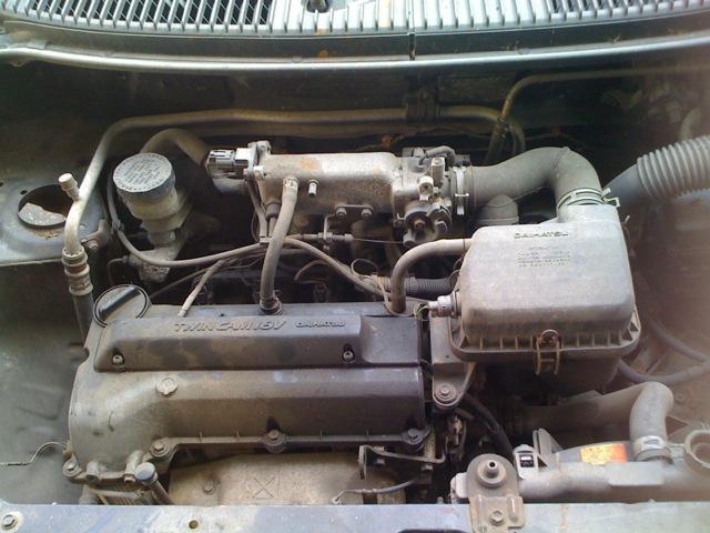 Daihatsu Generator Engine manual