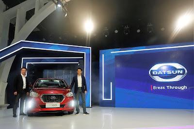 Datsun Meluncurkan Varian Terbaru dari Compact Crossovernya, New Datsun GO dan New Datsun GO+