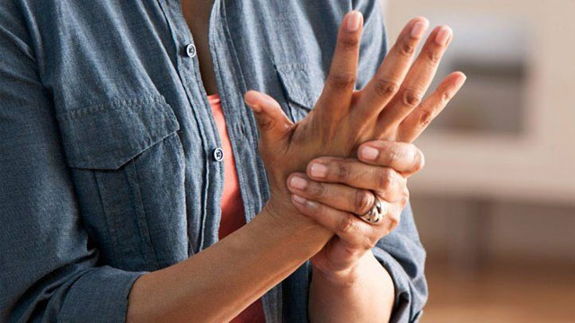 sindrom tangan alien