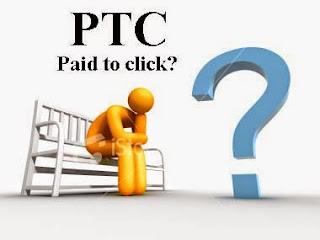 paid to click Cara mendapatkan Uang dan penghasilan dari Internet (Tanya jawabseputar Ptc)