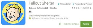 Fallout Shilter Game Terbaik Android