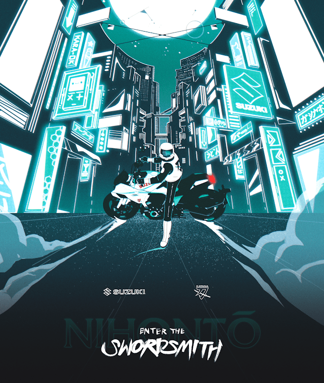 Nihontō: Enter the Swordsmith by Black Math