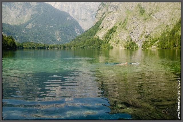 Lago Obersee (Alemania)