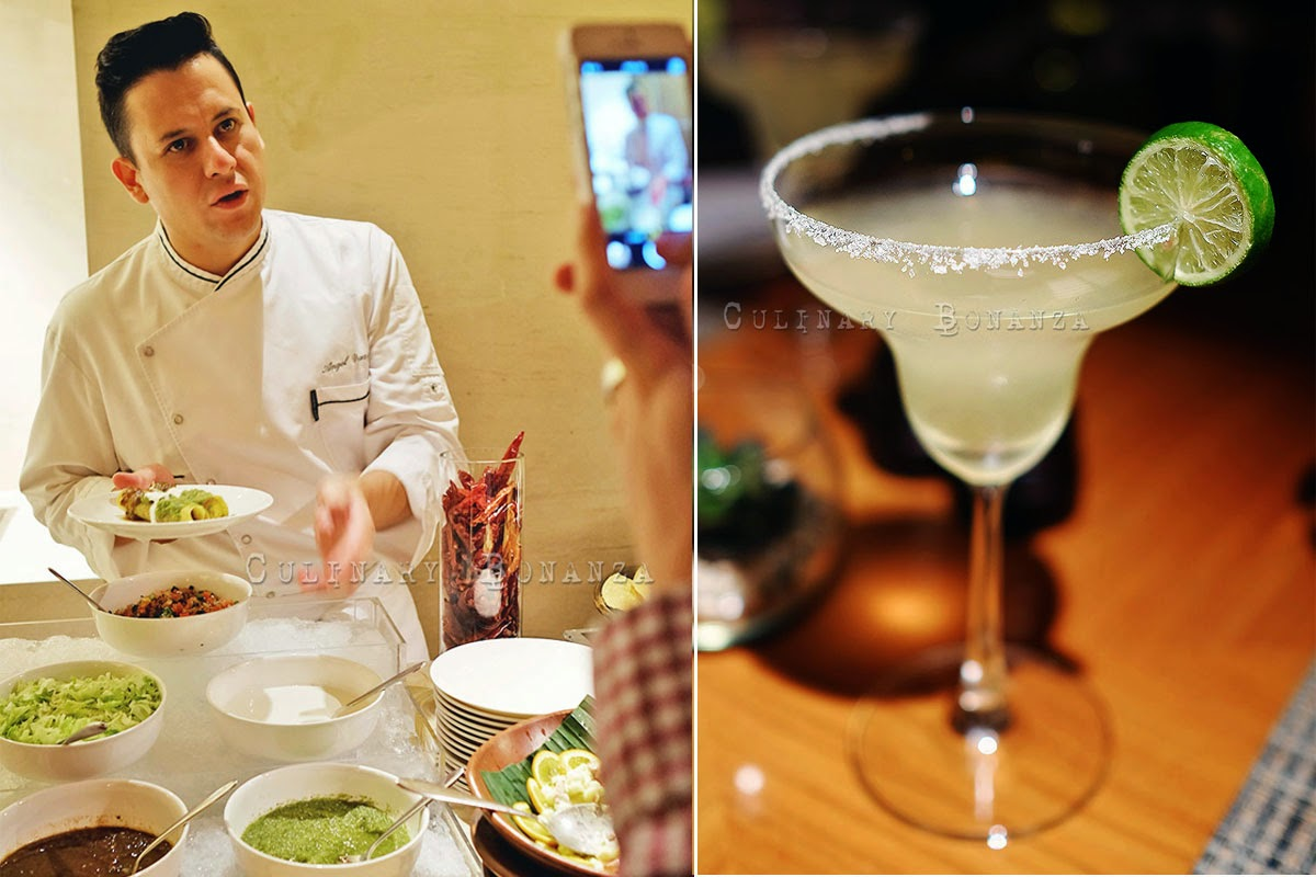Mexican Food Festival at Cinnamon, Mandarin Oriental Jakarta with Chef Angel Vazquez