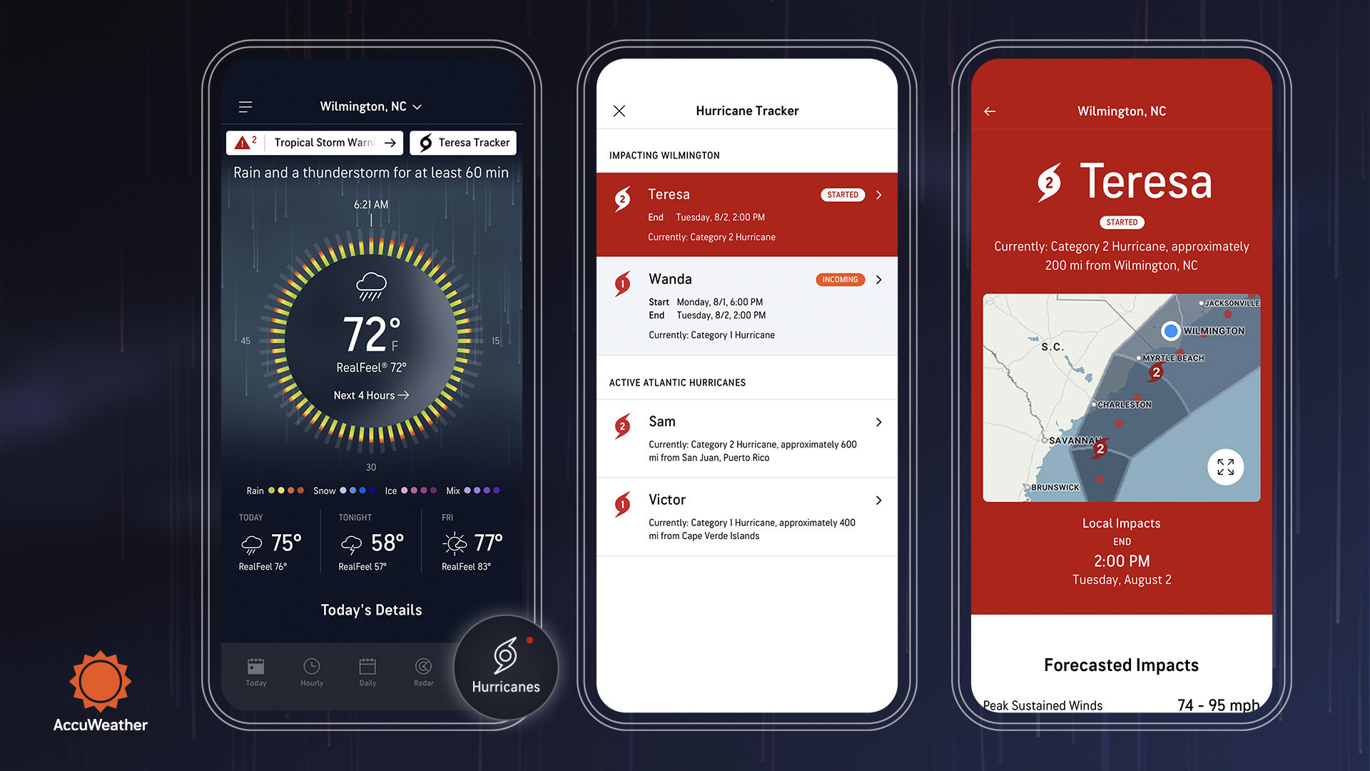 AccuWeather Launches Digital Hurricane Tracker In App and Online to Coincide with Above-Normal 2021 Hurricane Season