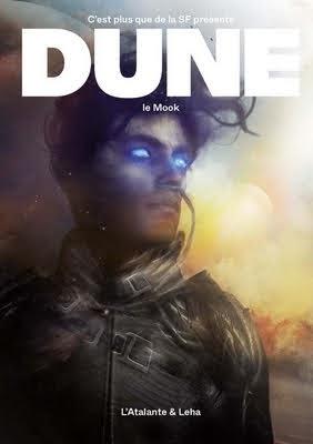 Dune, le mook - Couverture