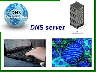 इंटरनेट पर डीएनएस सर्वर आईपी एड्रेस कैसे काम करता है