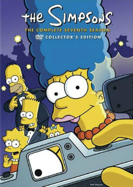 Os Simpsons - 7ª Temporada Desenhos Torrent Download capa