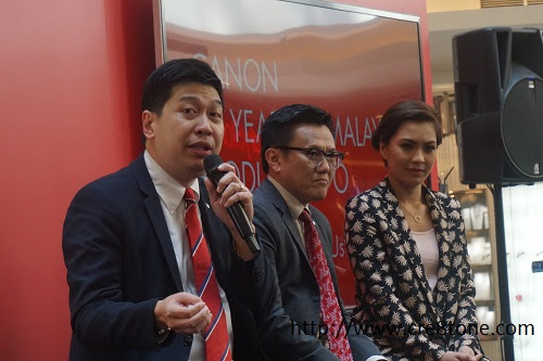 Canon - Delighting Malaysian for 30 years