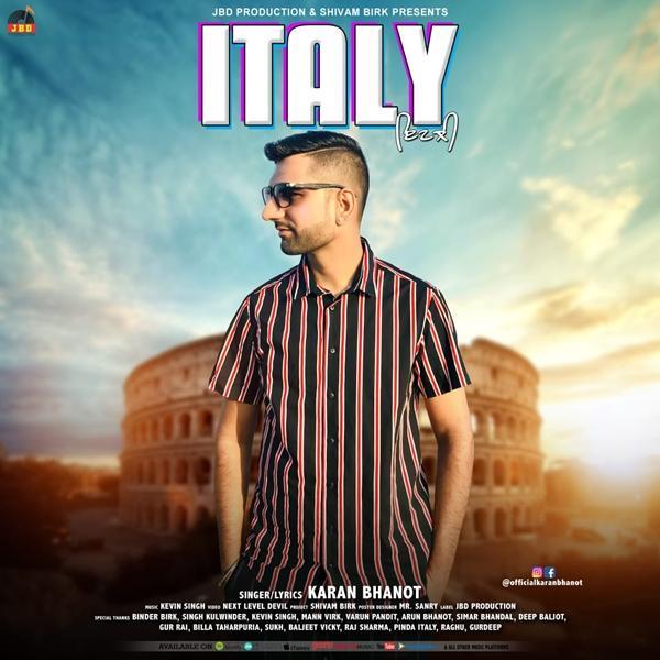 Italy MP3 Song Download - Karan Bhanot