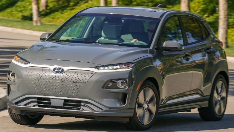 Saxton On Cars 2020 Hyundai Kona Electric With 258 Mile Range