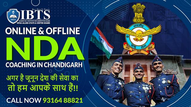 Best, NDA Coaching in Chandigarh by IBTS