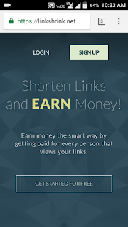 Top 5 best URL Shortener to earn money online in 2018