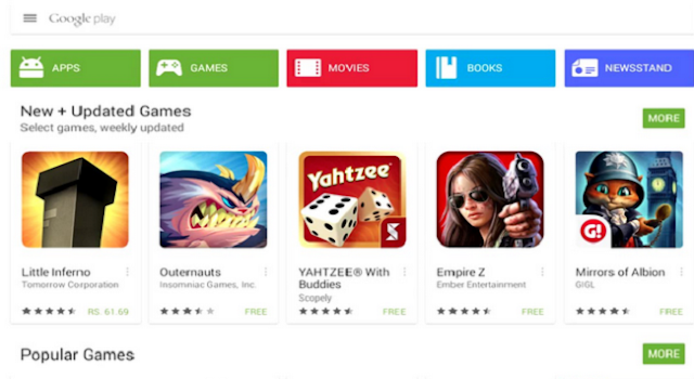 Ch Play - Tải Ch Play APk về điện thoại Android miễn phí 1