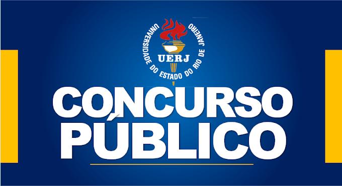 UERJ abre concurso para cargos de nível médio/técnico! Salário R$ 3.550,00 + R$ 400,00 de benefício