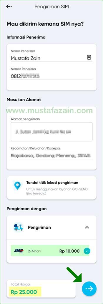Cara Mudah Mendapatkan Kartu SIM by.U Secara Online