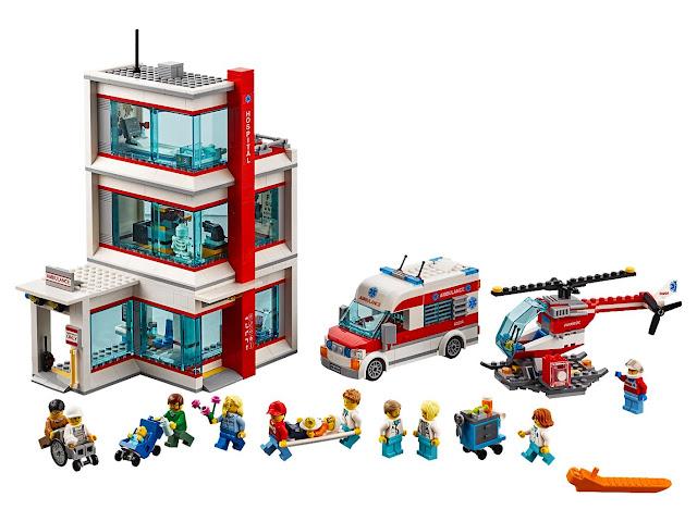 Mengenal 6 Jenis Lego, Salah Satunya Adalah Lego City